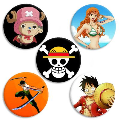 Chapas One Piece