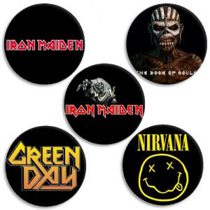 Chapas Heavy Metal