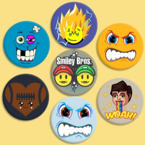 Chapas Emojis 3