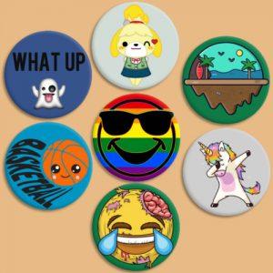 Chapas de emojis 4