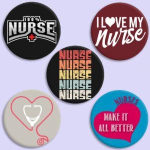 chapas enfermeras