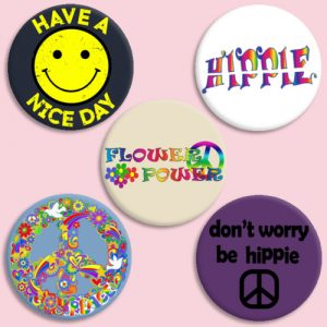 Chapas Hippies