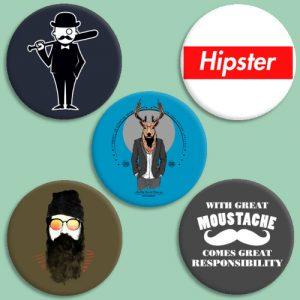 Chapa hipsters
