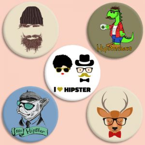 Chapas Hipster